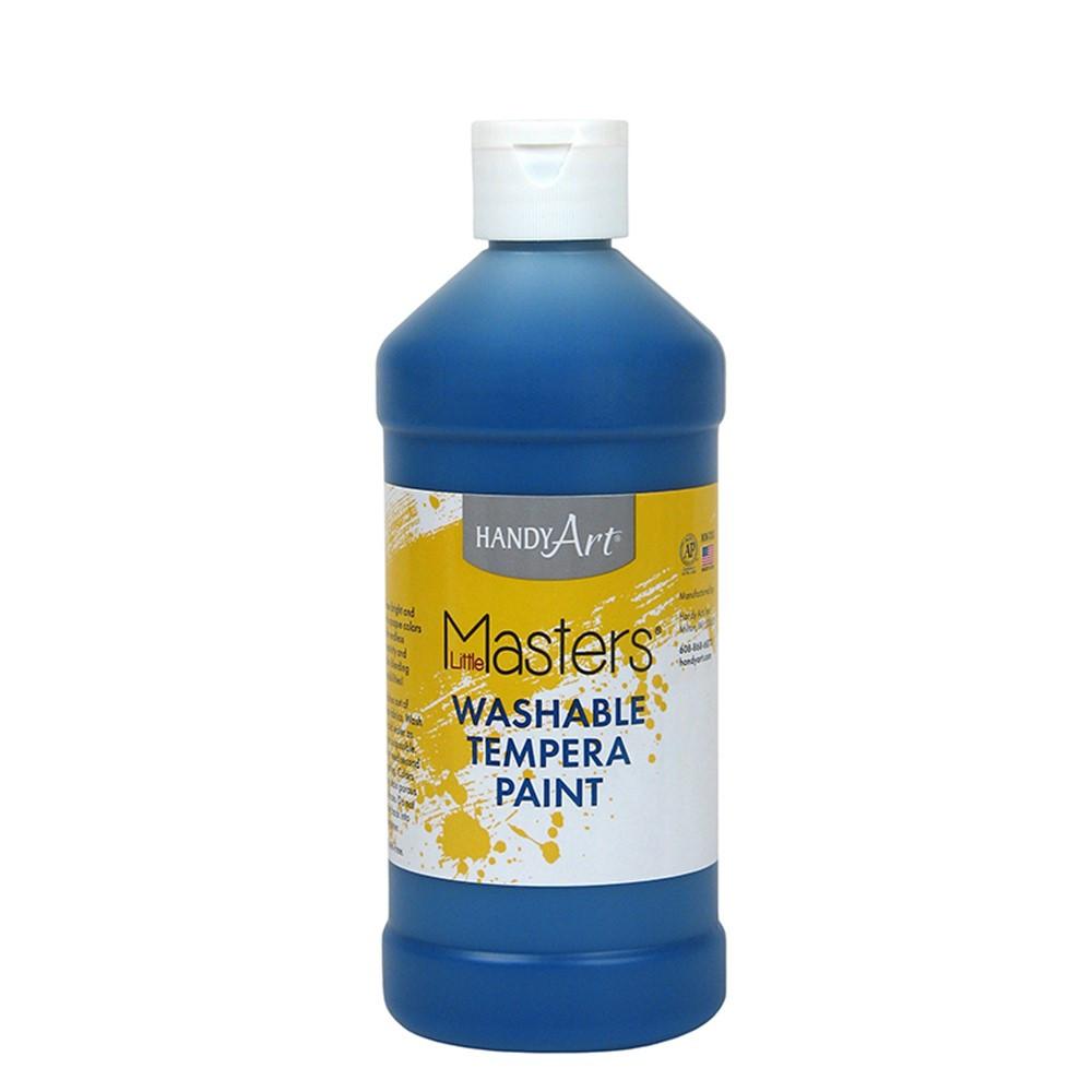 RPC211730 - Little Masters Blue 16Oz Washable Paint in Paint