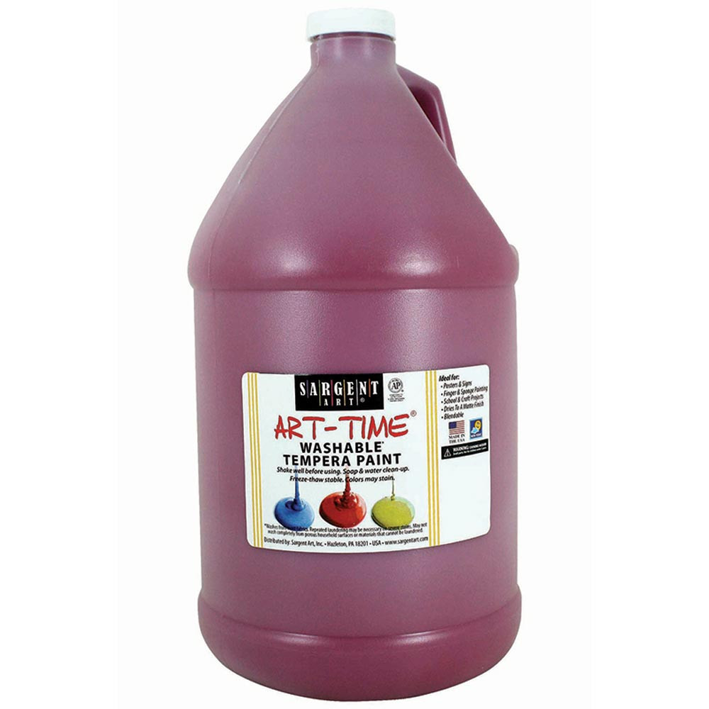 SAR223638 - Washable Tempera Magenta Gallon in Paint