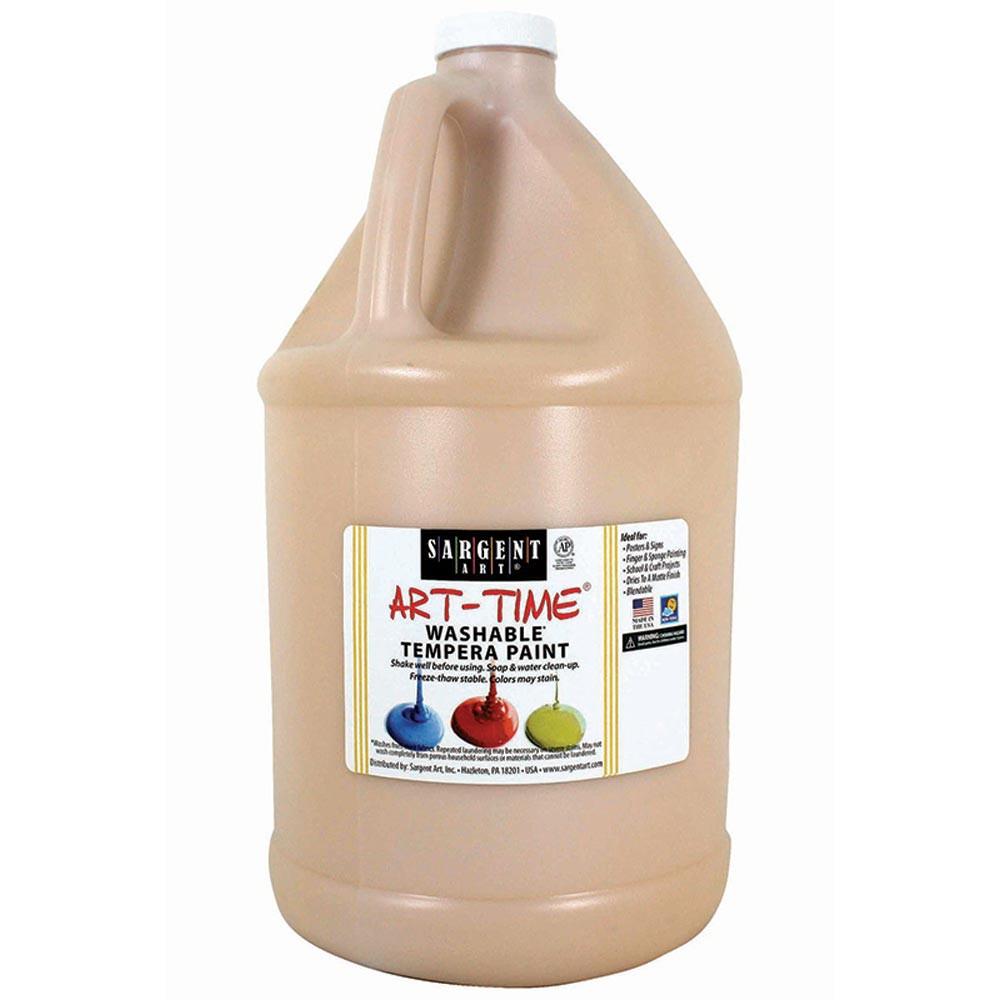 SAR223687 - Washable Tempera Peach Gallon in Paint