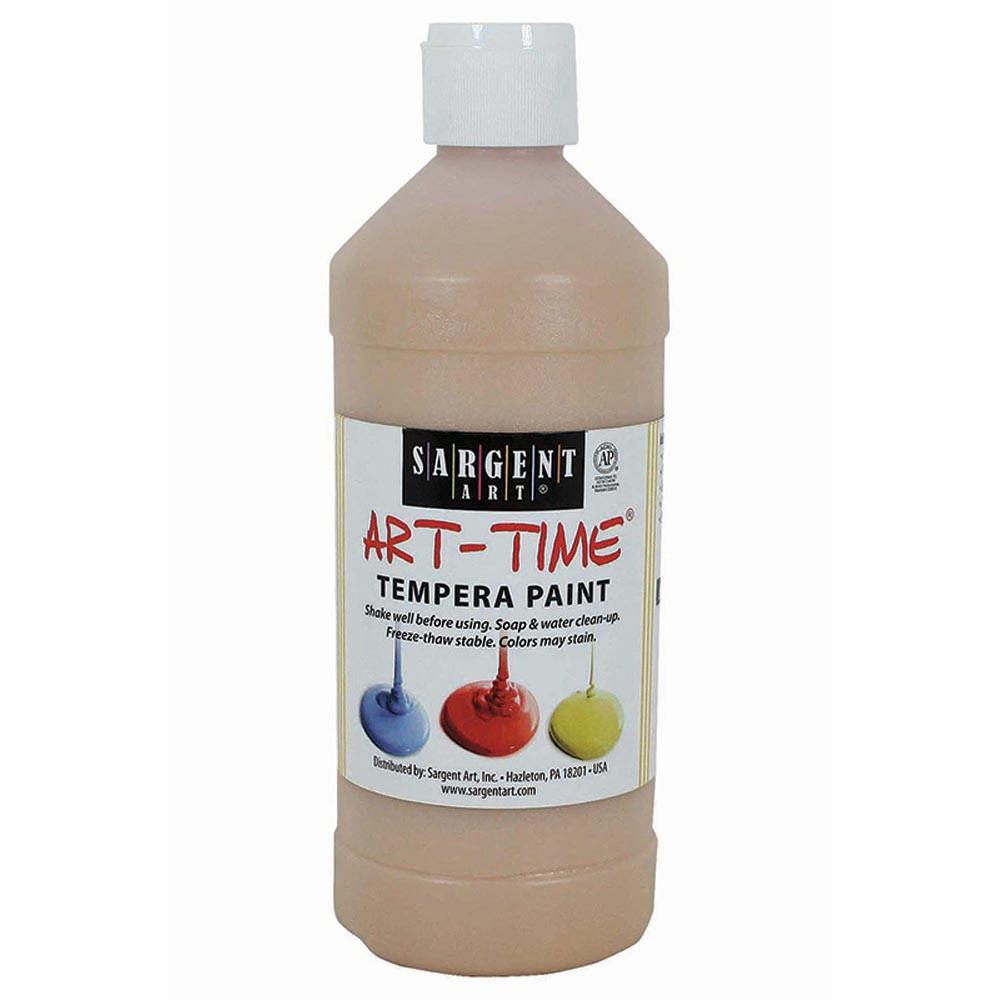SAR226487 - Peach Tempera Paint 16Oz in Paint