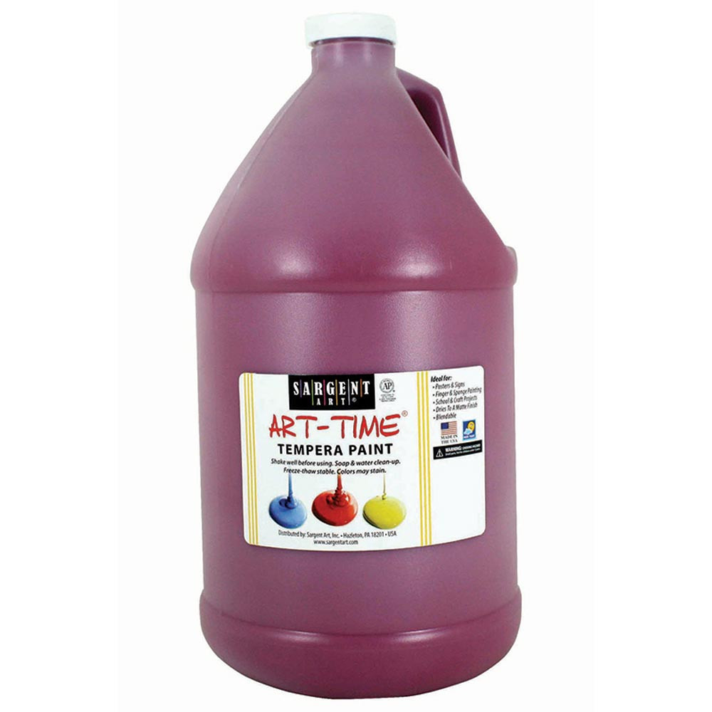 SAR226638 - Magenta Tempera Paint Gallon in Paint