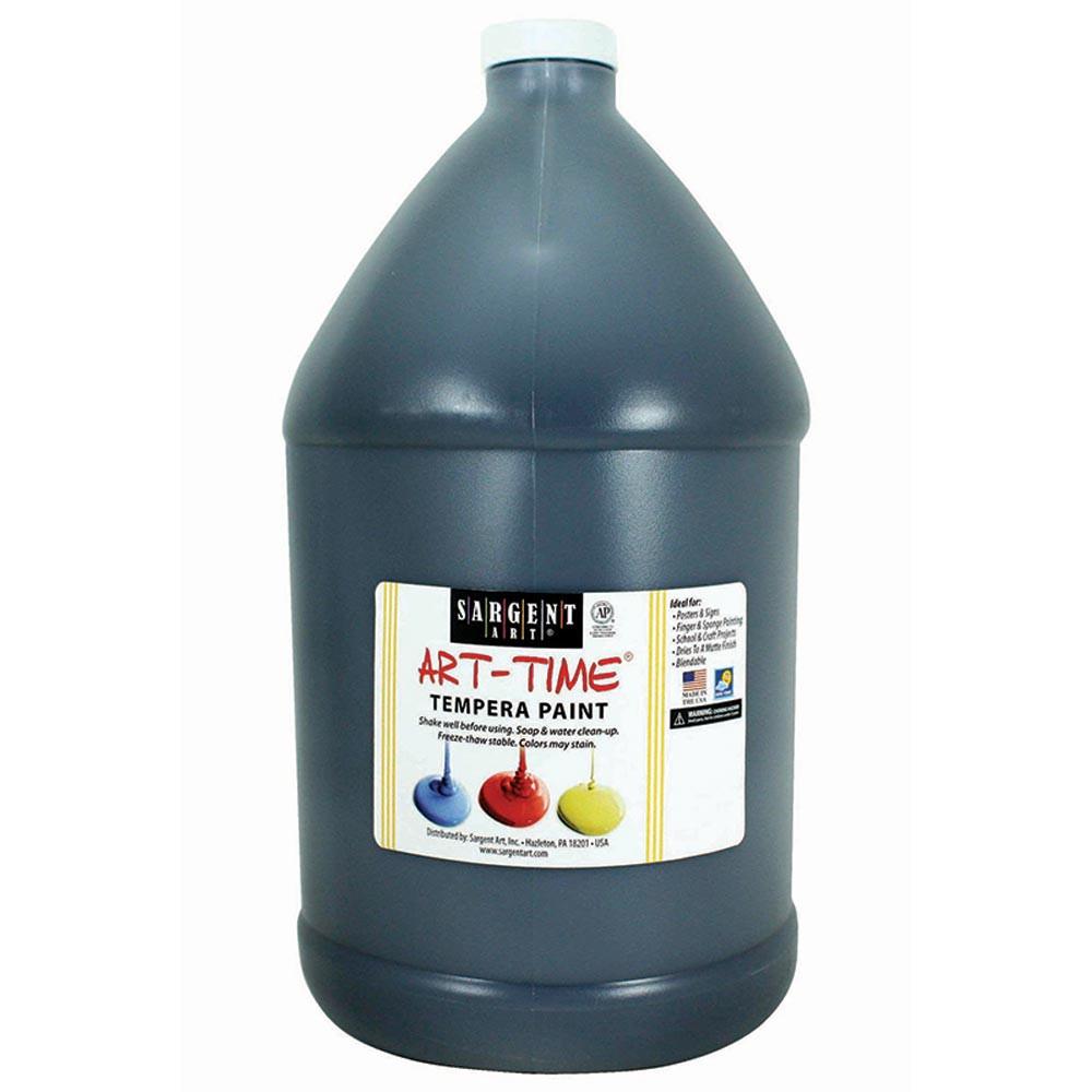 SAR226685 - Black Tempera Paint Gallon in Paint