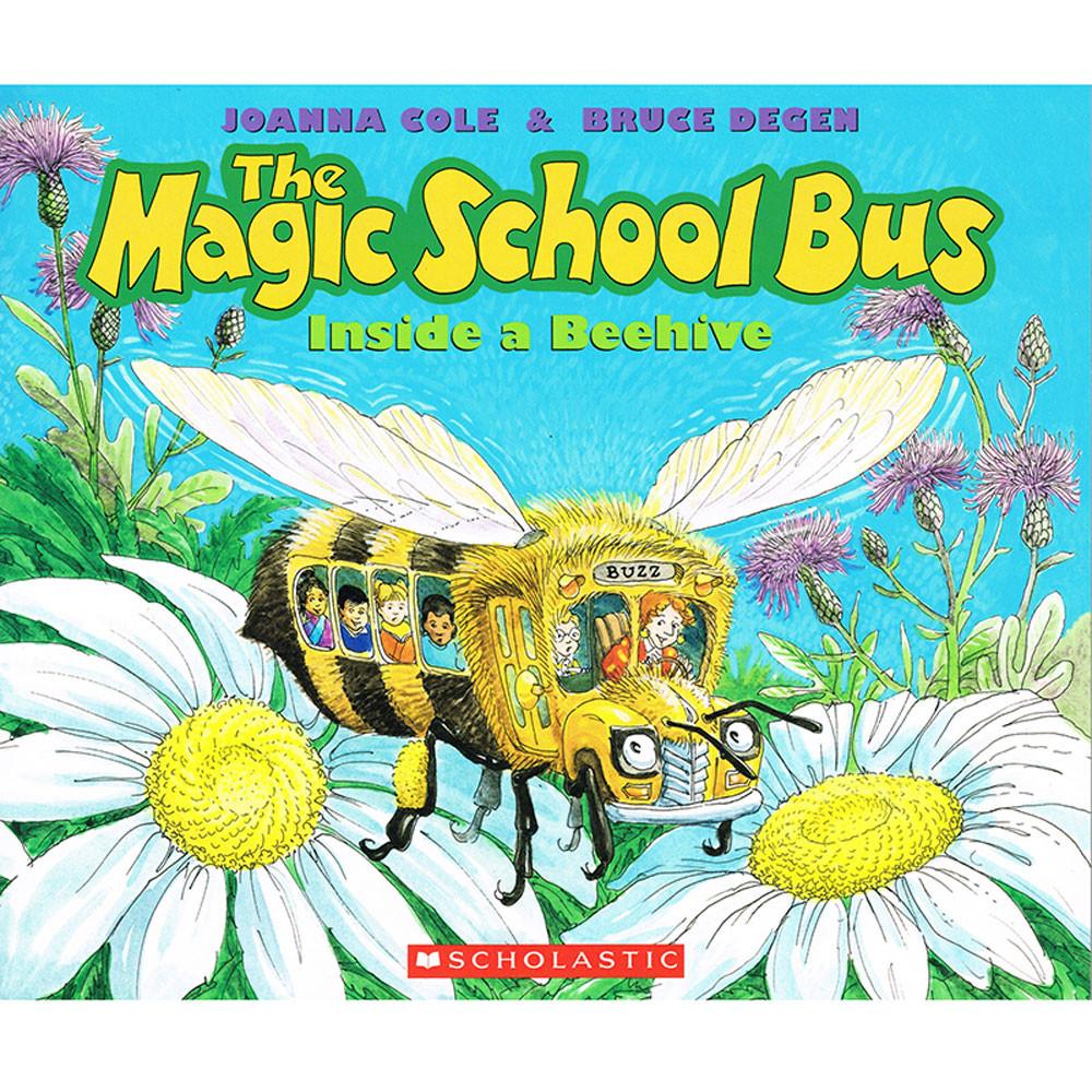 SB-0590257218 - Magic School Bus Inside A Beehive in Classroom Favorites