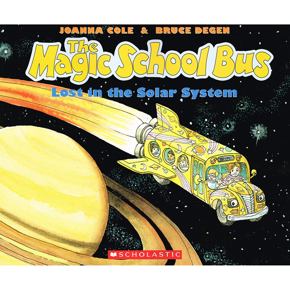 SB-0590414291 - Magic School Bus Lost In Solar Sys in Science