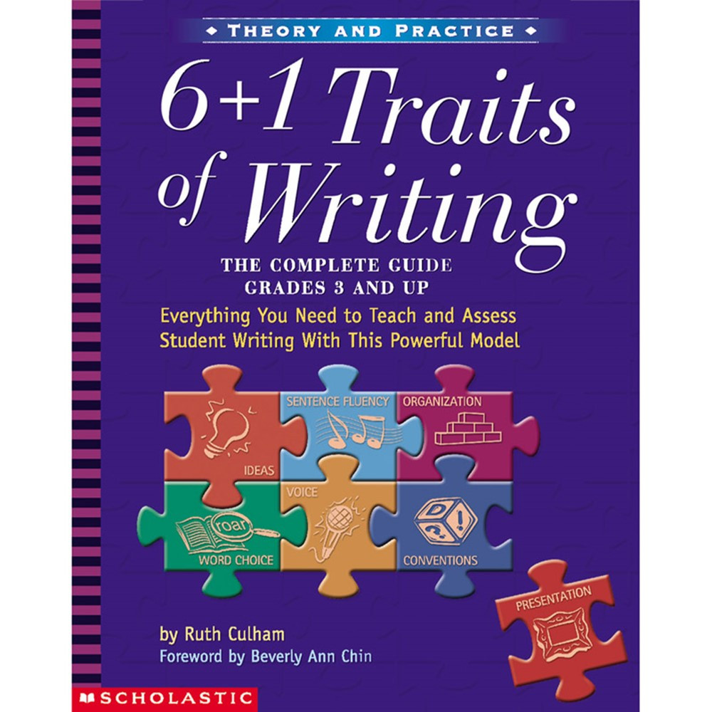 SC-0439280389 - 6 & Up 1 Traits Of Writing The Complete Guide in Writing Skills