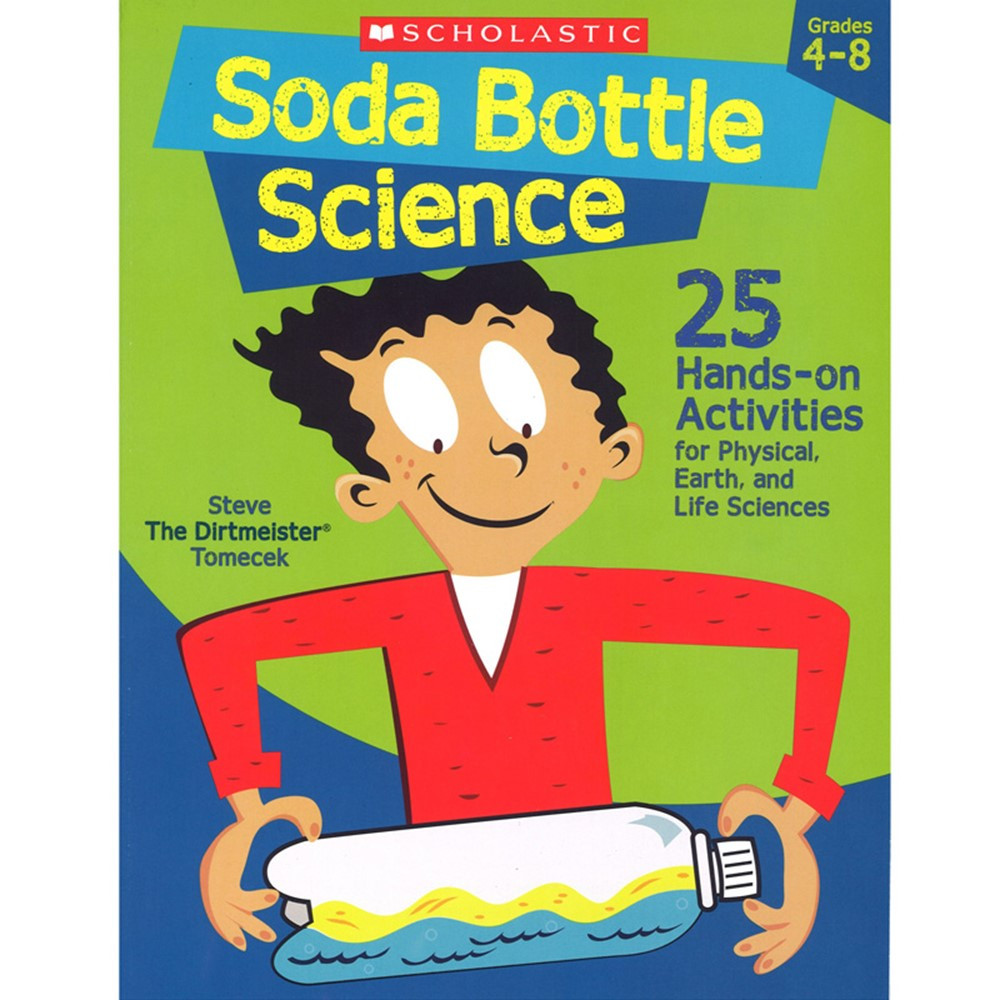 SC-0439754658 - Soda Bottle Science in Experiments