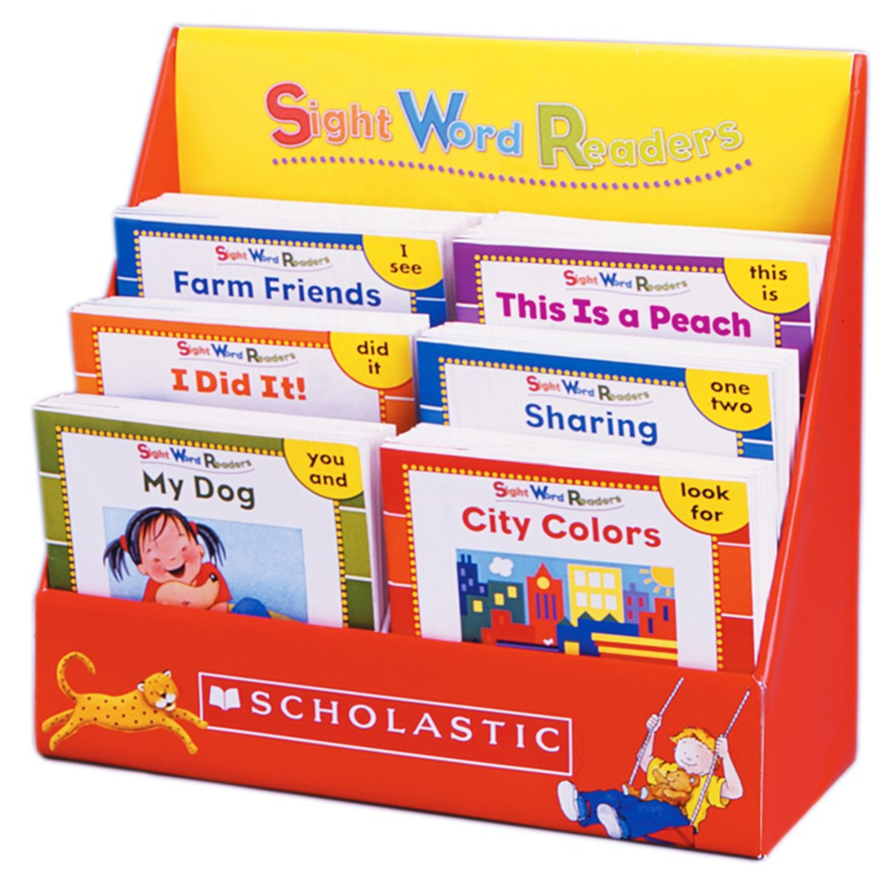 SC-0545067669 - Sight Word Readers Set in Leveled Readers