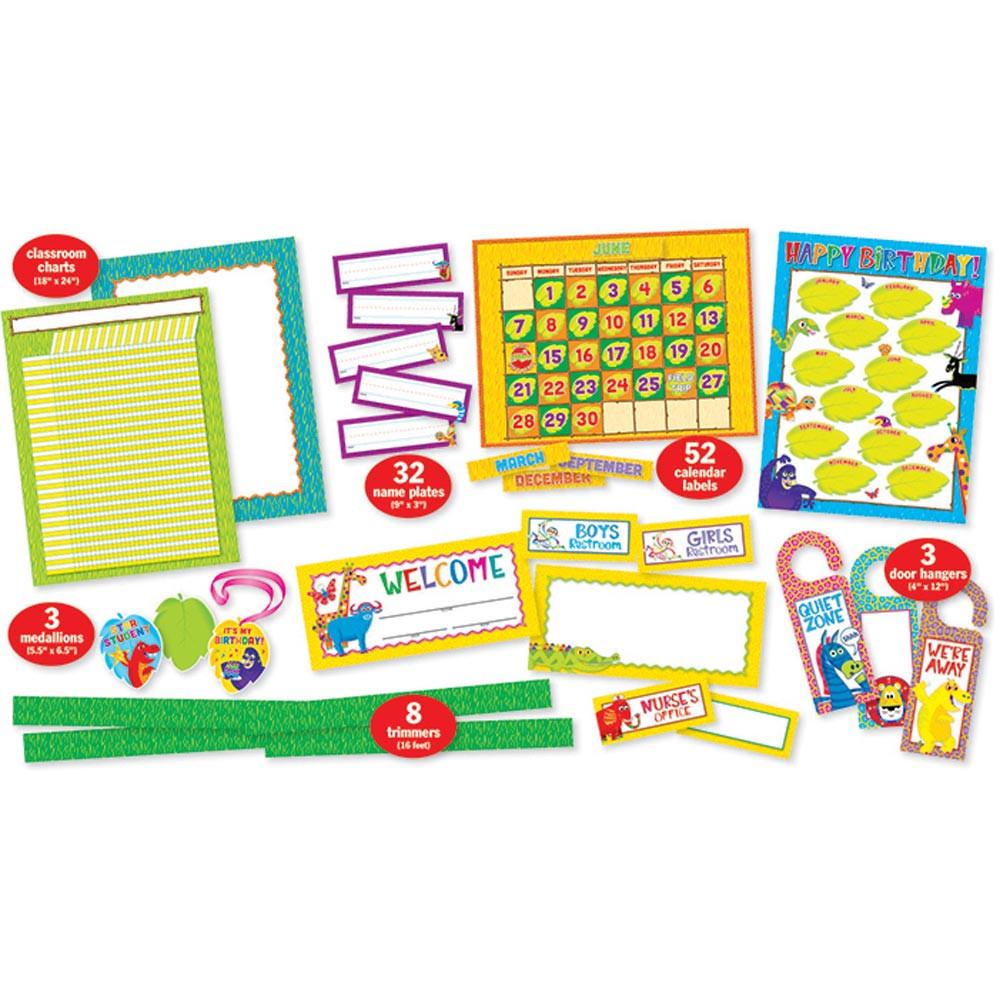 SC-553094 - Jingle Jungle Super Starter Classroom Kit in Miscellaneous