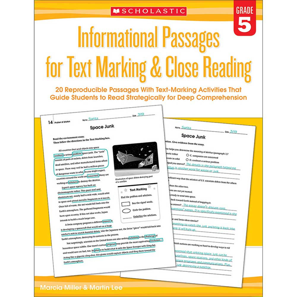 passing close reading