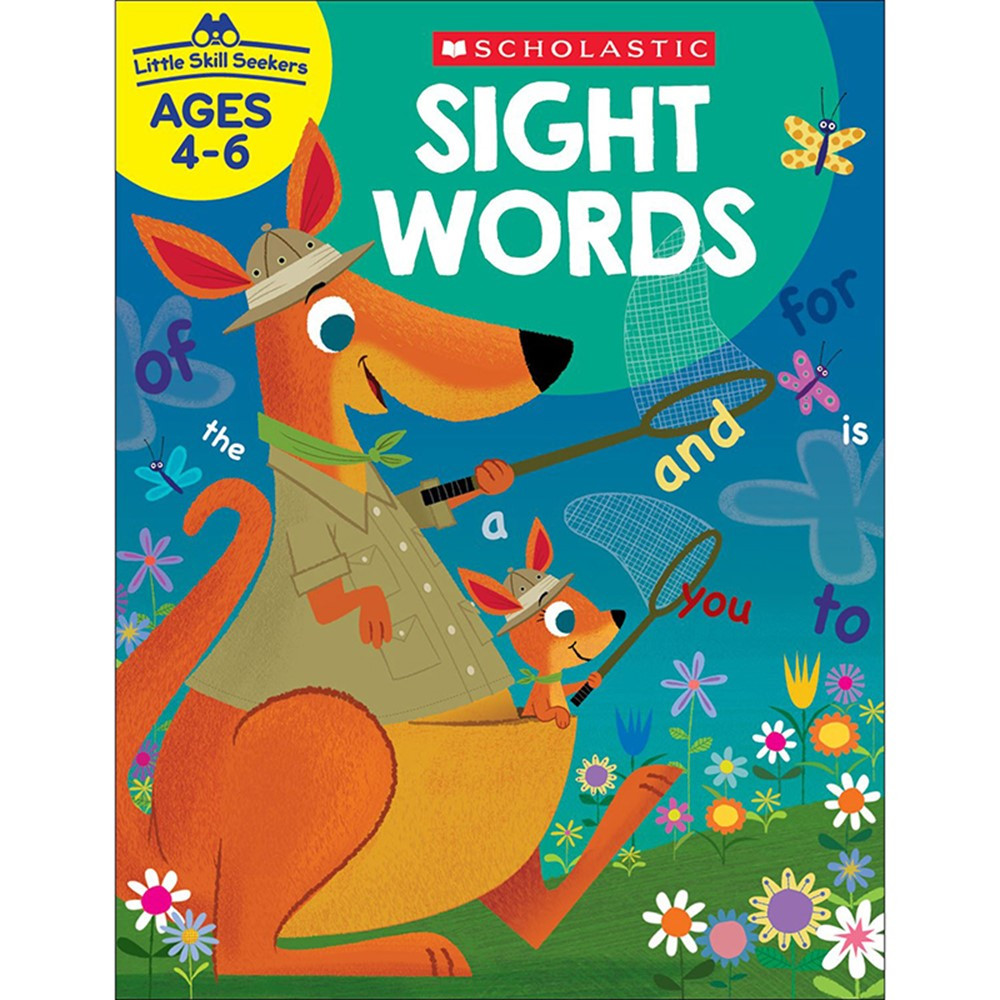 SC-830638 - Little Skill Seekers Sight Words in Sight Words