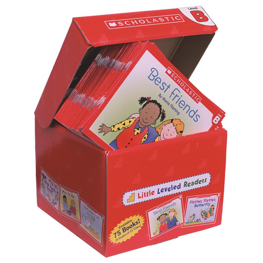 SC-9780545067683 - Little Leveled Readers Set B in Leveled Readers