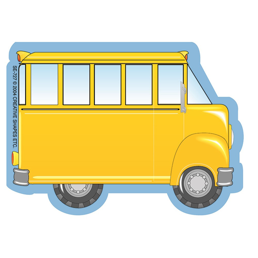 SE-727 - Mini Notepads School Bus in Note Pads
