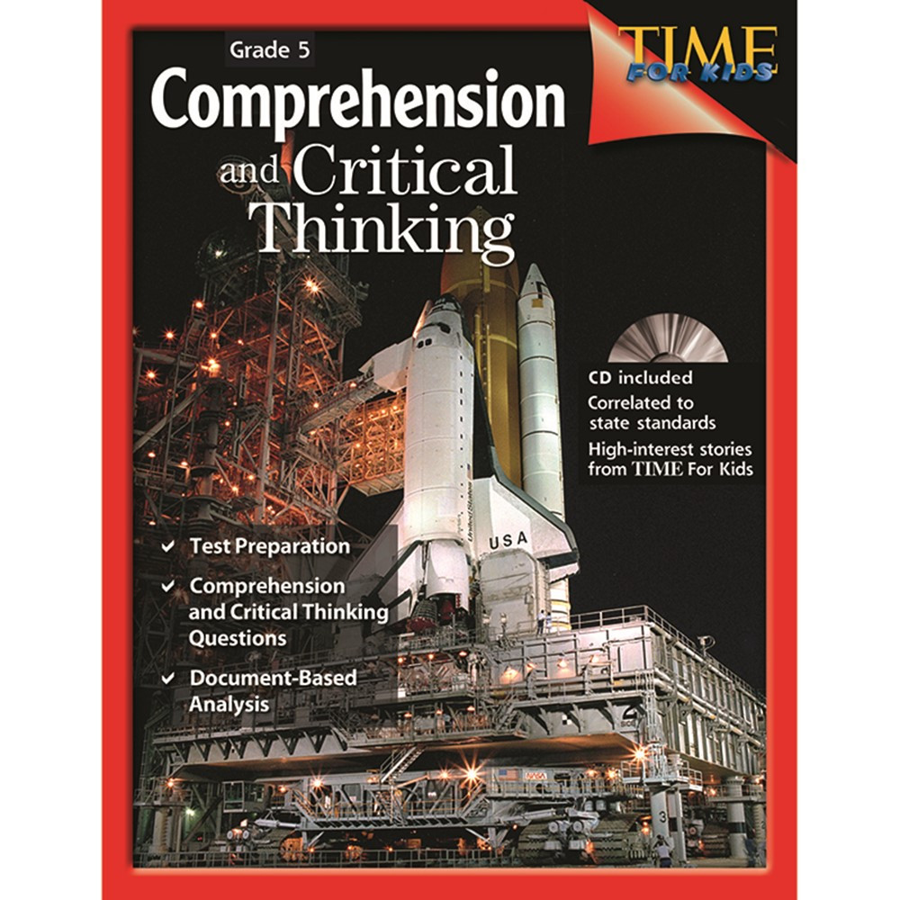 SEP50245 - Comprehensive And Critical Thinking Gr 5 in Books