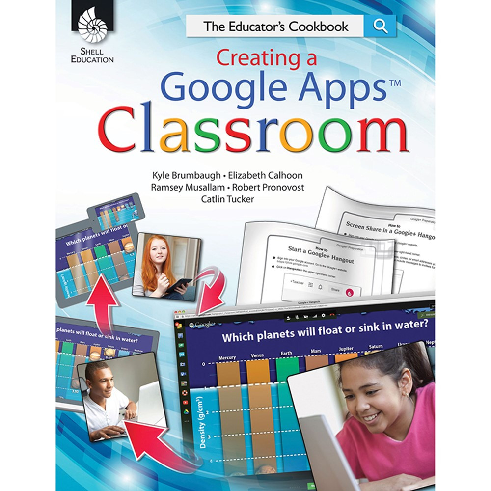 SEP51312 - Creating A Google Apps Classroom in Games & Activities