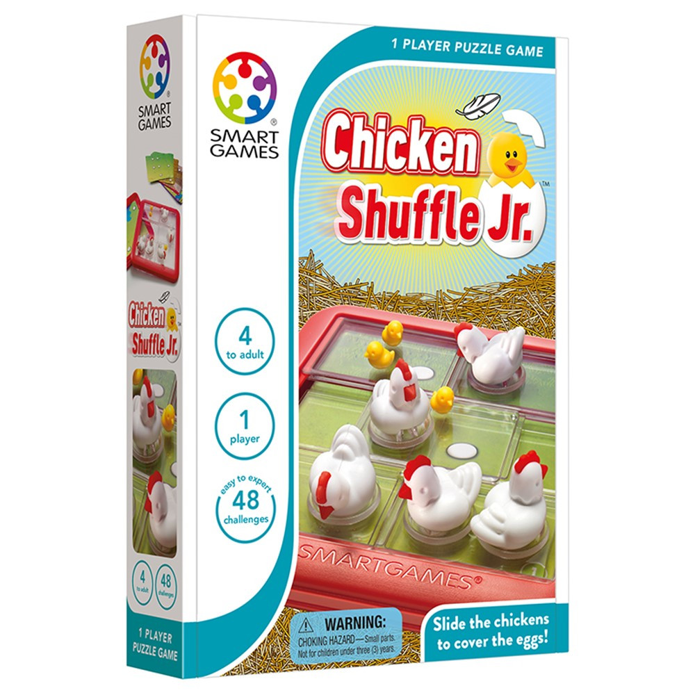 Chicken Shuffle Jr. - SG-441 | Smart Toys And Games, Inc | Games