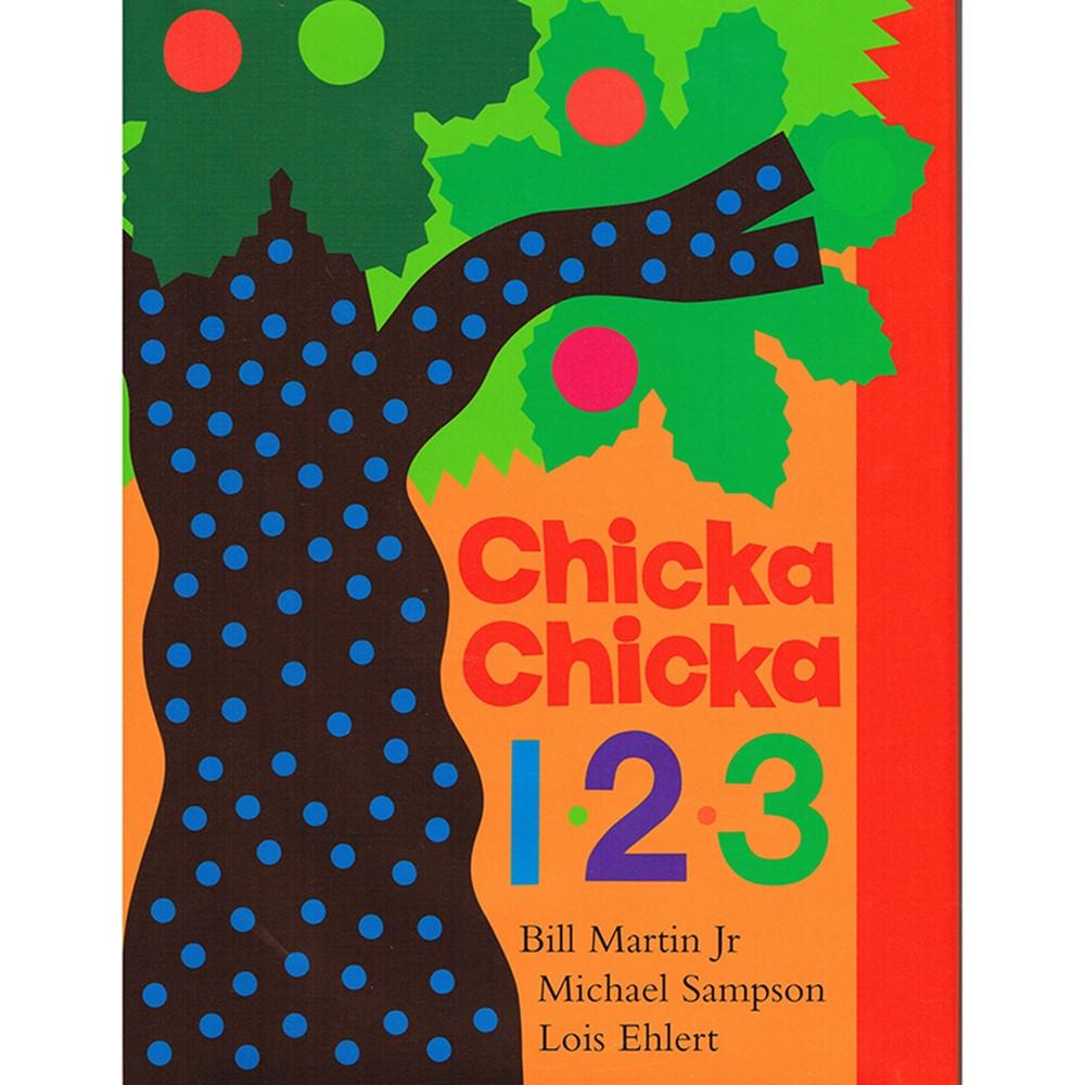 SIM9780689858819 - Chicka Chicka 1 2 3 in Classroom Favorites