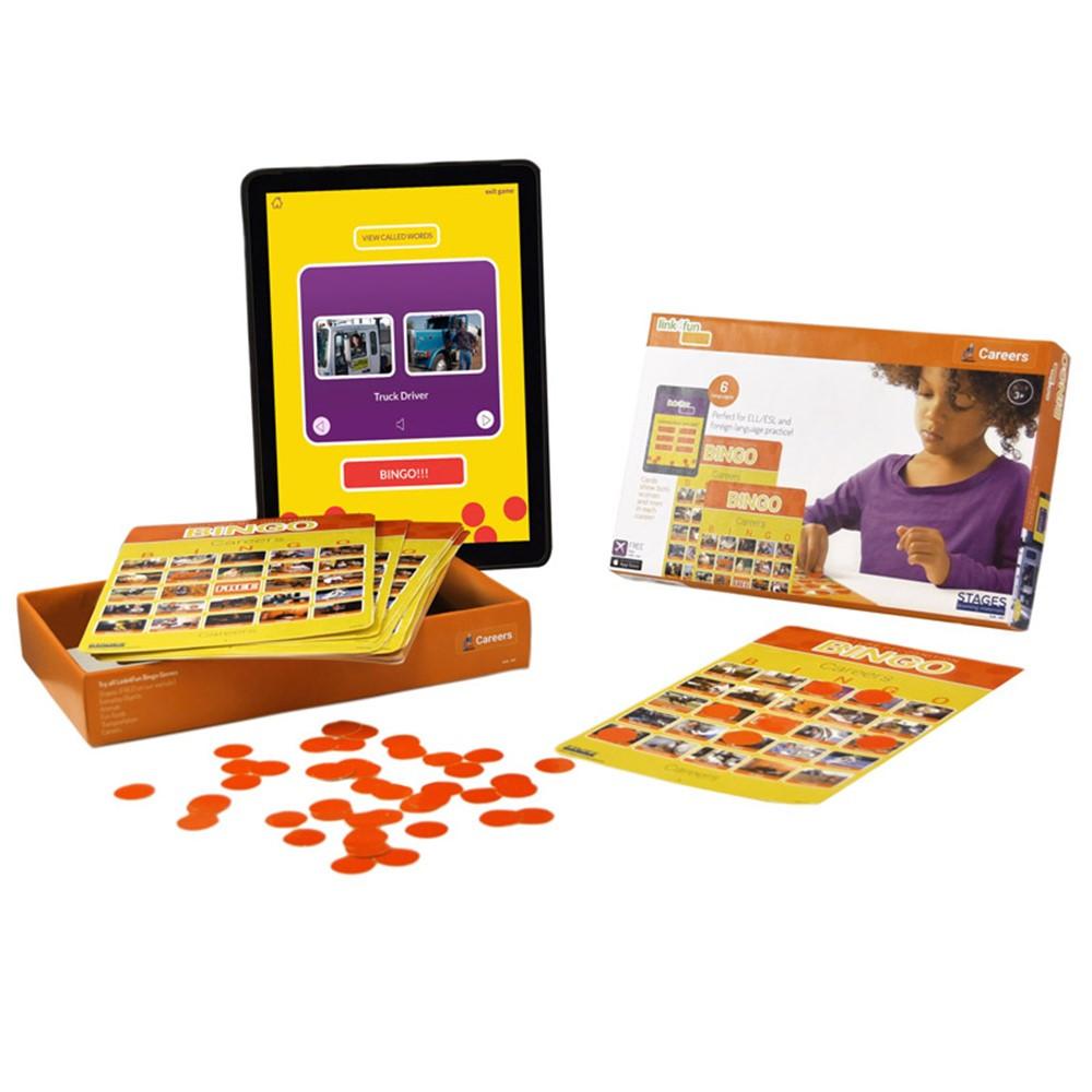 SLM205 - Careers Bingo in Bingo