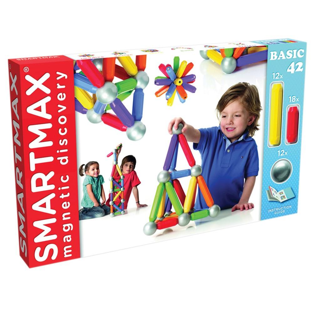 SMX501 - Smartmax 42 Piece Set in Blocks & Construction Play