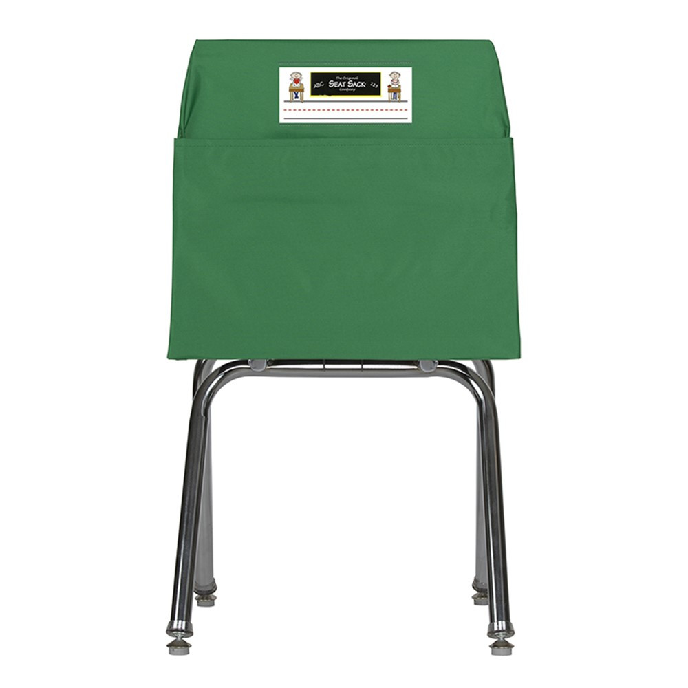 SSK00114GR - Seat Sack Standard 14 In Green in Storage