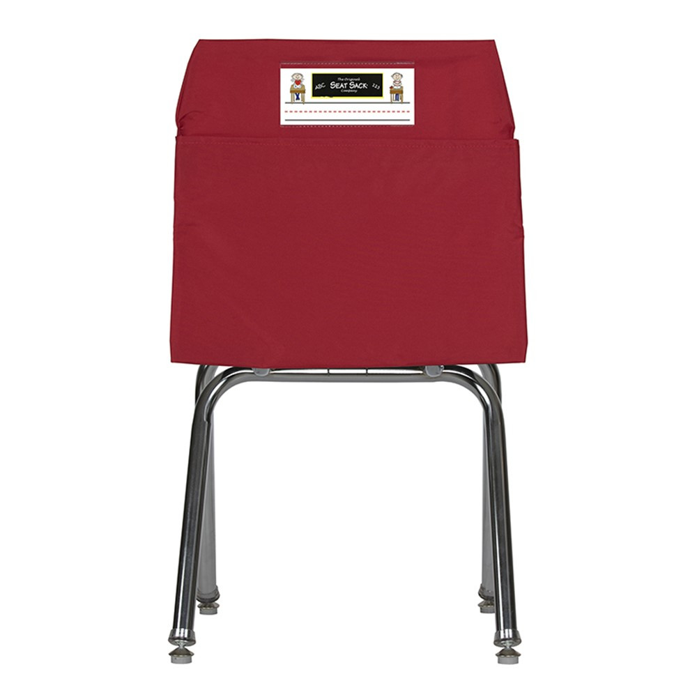 SSK00114RD - Seat Sack Standard 14 In Red in Storage