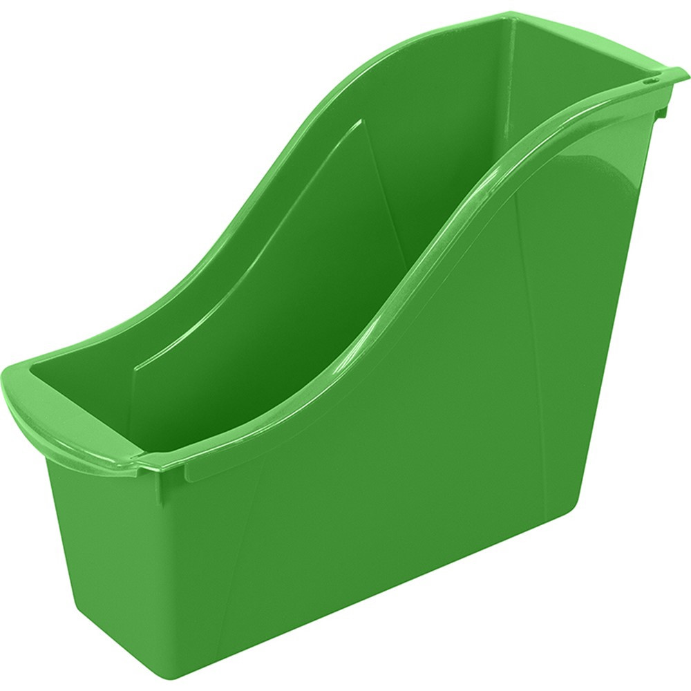 STX71111U06C - Small Book Bin Green in Storage Containers