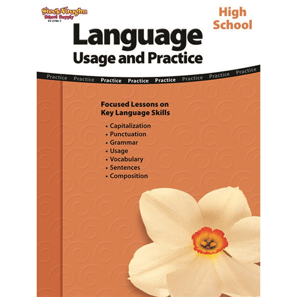 SV-27867 - Language Usage & Practice High School in Activities
