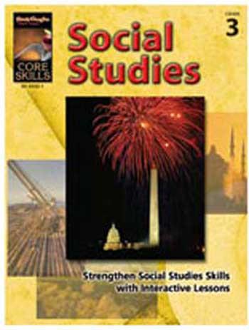 SV-34251 - Core Skills Social Studies Gr 3 in Activities