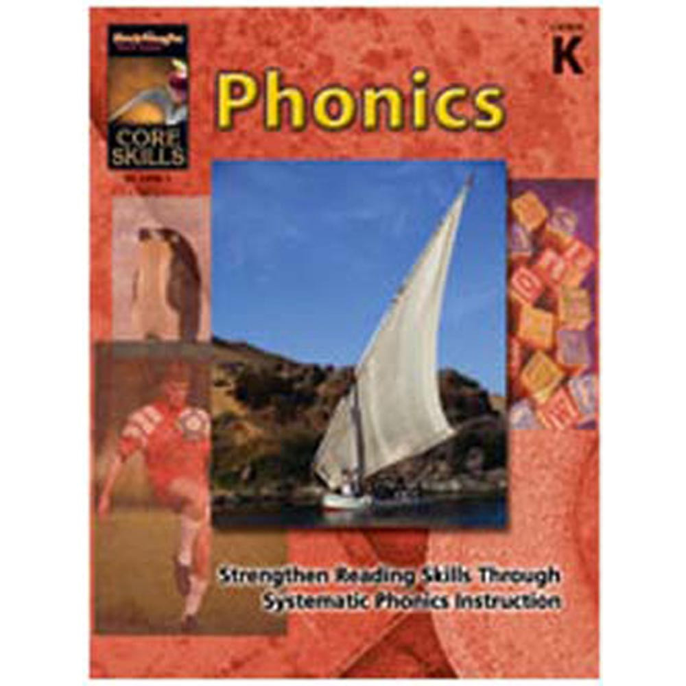 SV-34961 - Core Skills Phonics Gr K in Phonics