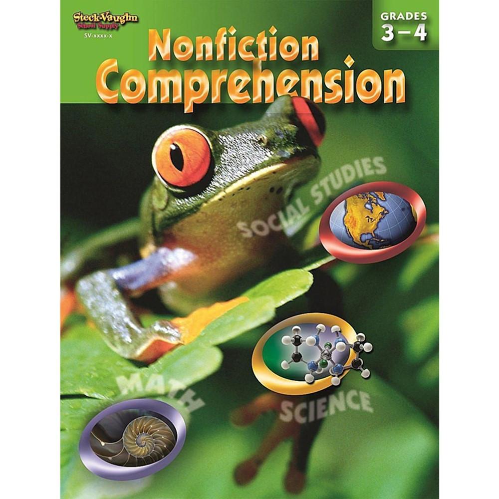 SV-89478 - Nonfiction Comprehension Gr 3-4 in Comprehension