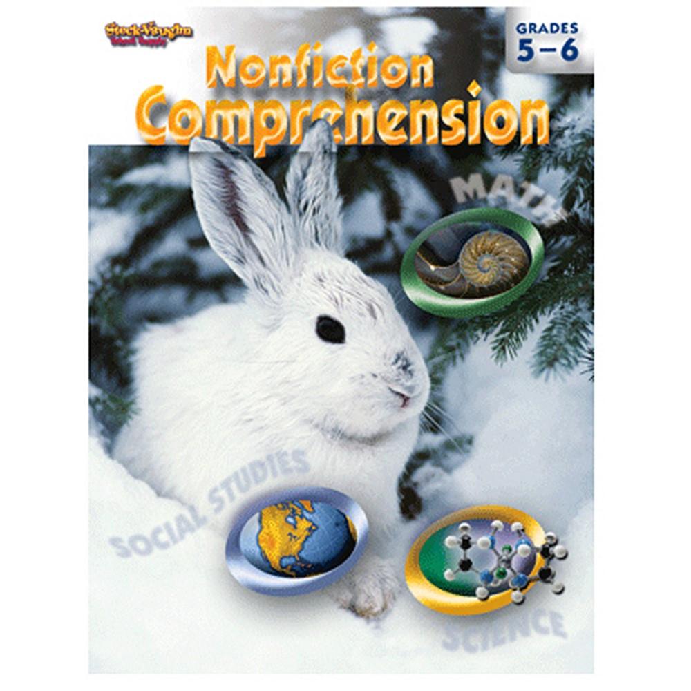 SV-89486 - Nonfiction Comprehension Gr 5-6 in Comprehension