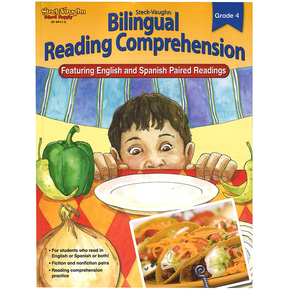 SV-99113 - Bilingual Reading Comprehension Gr4 in Language Arts