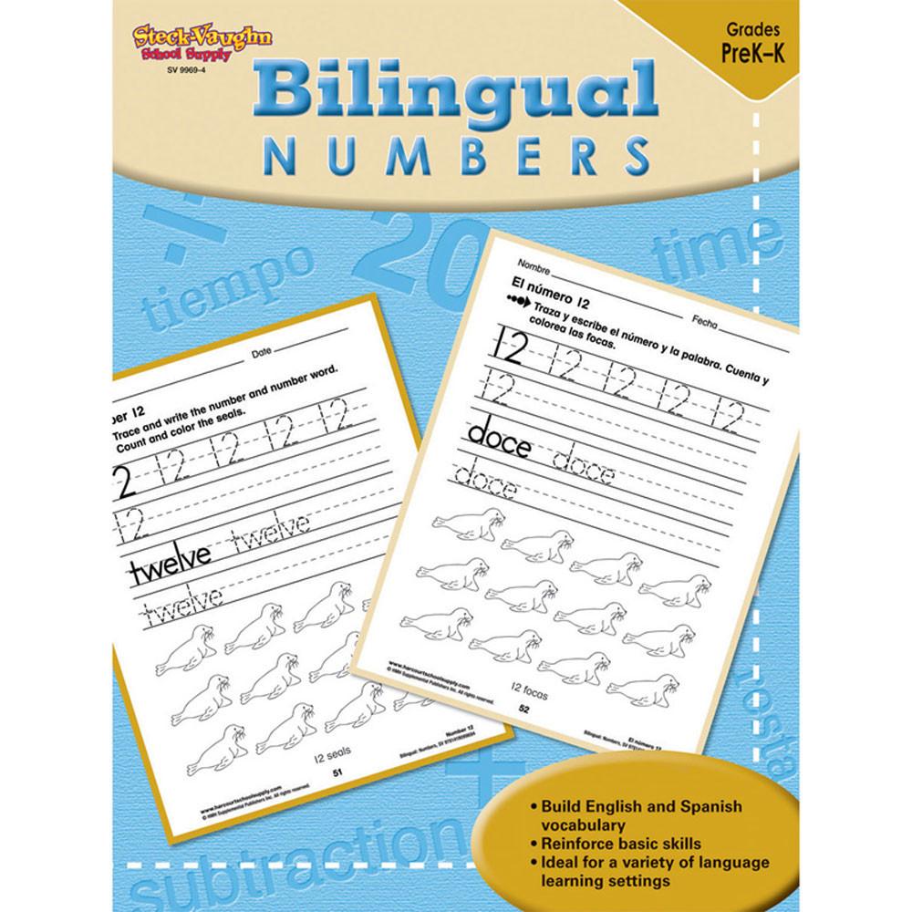 SV-99694 - Bilingual Math Numbers in Math