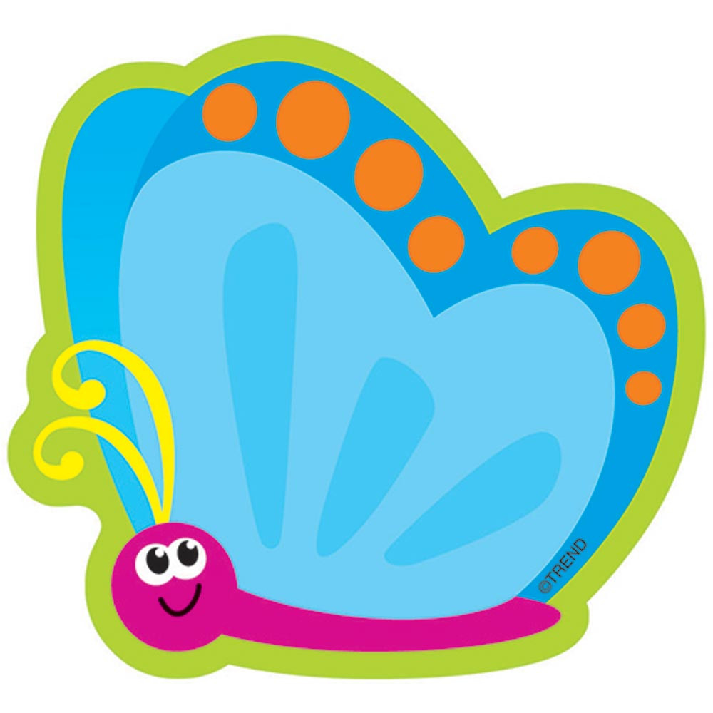 Butterfly Classroom Decorations : Accents butterfly t trend enterprises inc