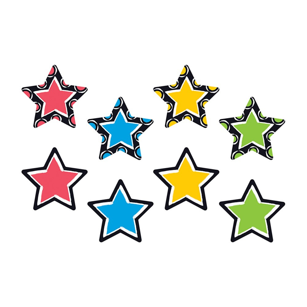 T-10660 - Bold Strokes Stars Variety Pk 36Ct Classic Accents in Accents