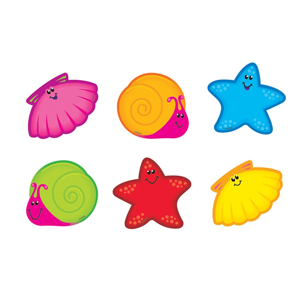 T-10806 - Seashore Friends Mini Variety Pk Mini Accents in Accents