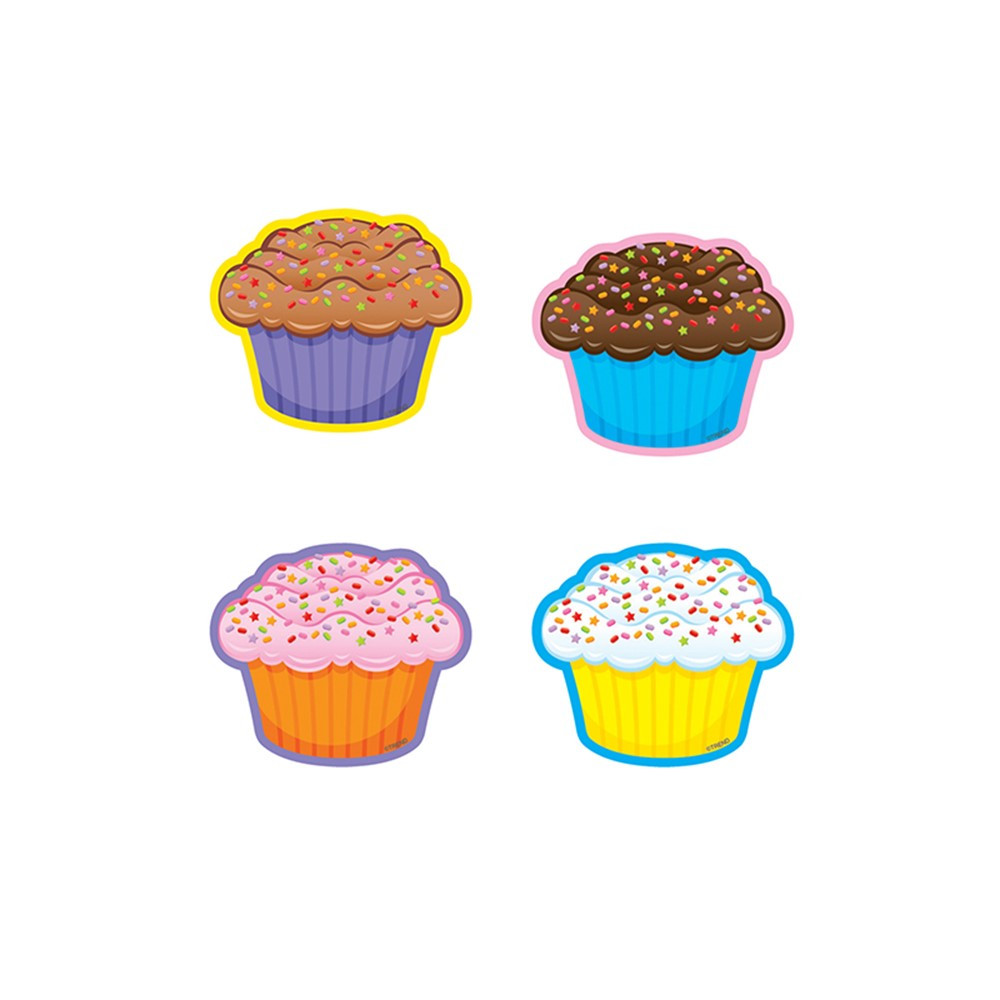 T-10812 - Cupcakes/Mini Variety Pk Mini Accents in Accents
