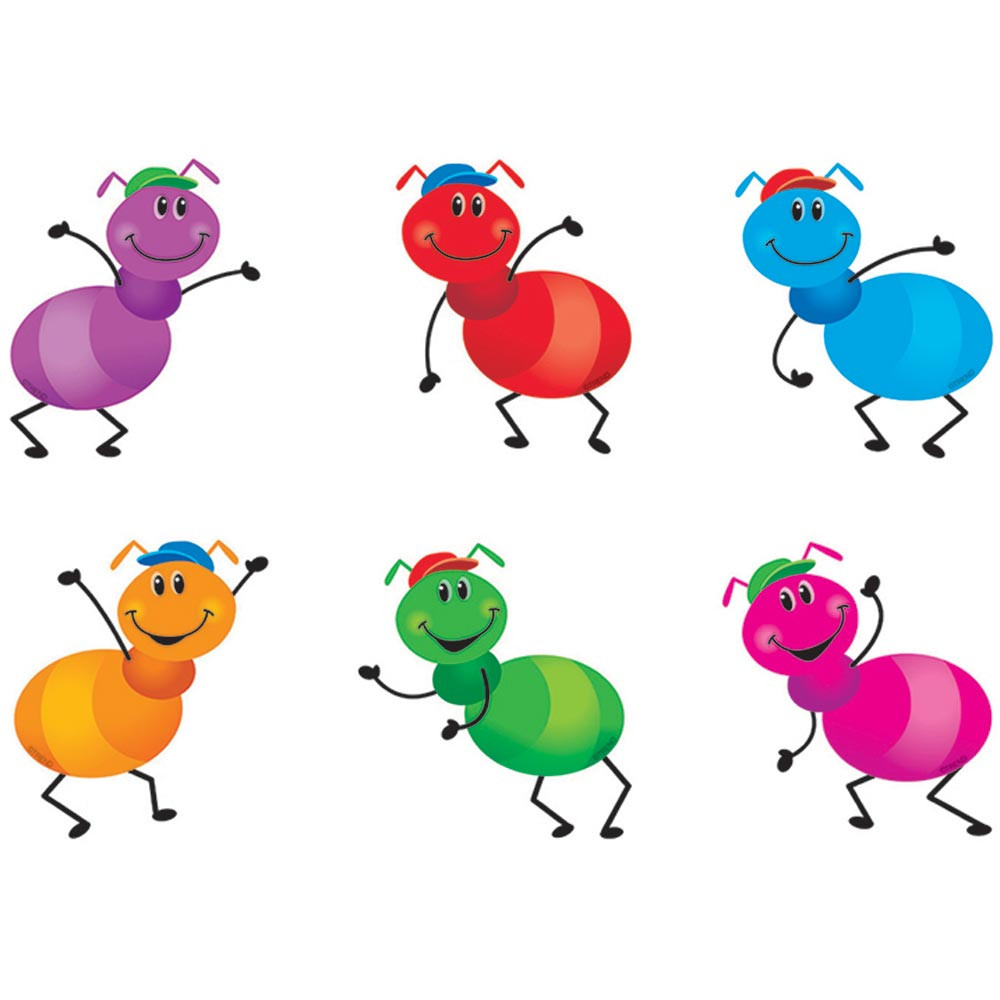 T-10841 - Busy Ants Accents Mini Size Variety Pack in Accents