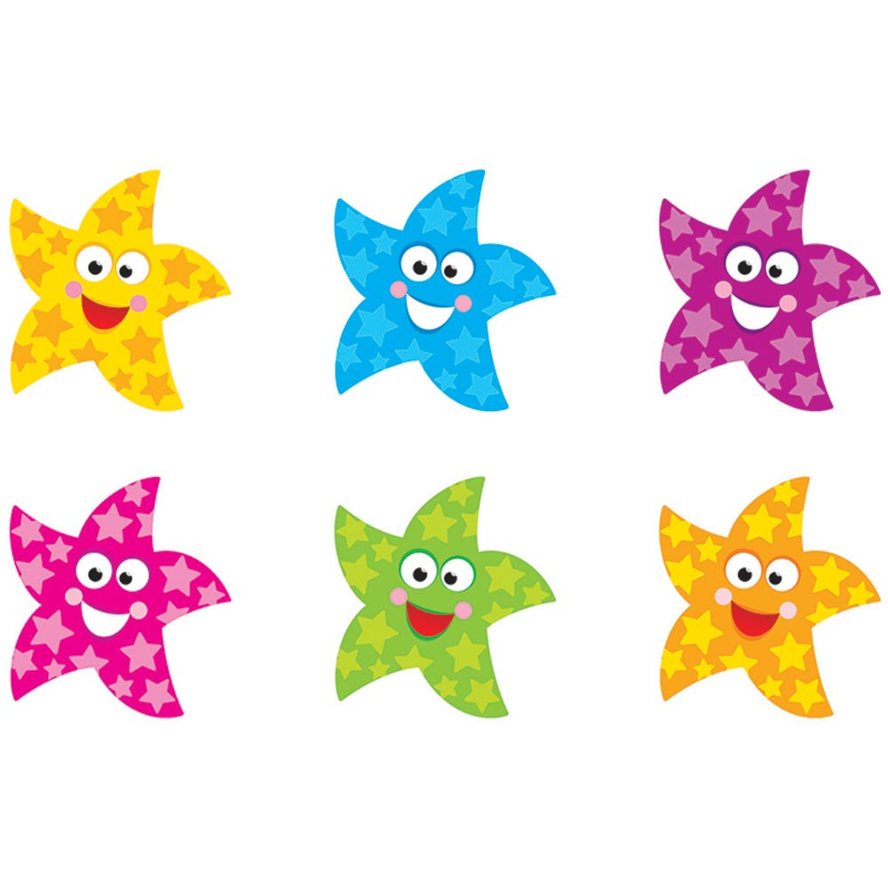 T-10882 - Dancing Stars Mini Accents Variety Pack in Accents