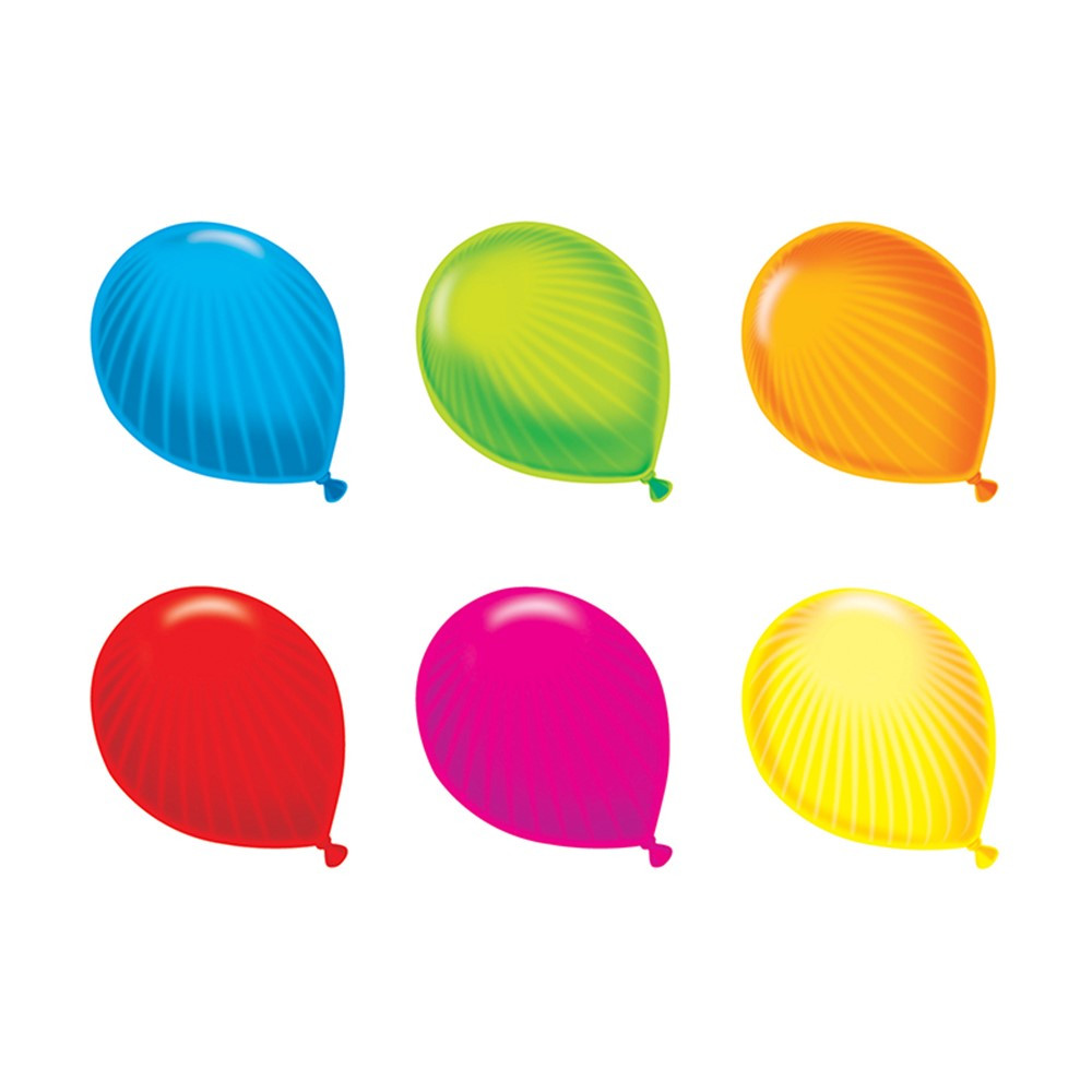T-10884 - Party Balloons Mini Accents Variety Pack in Accents