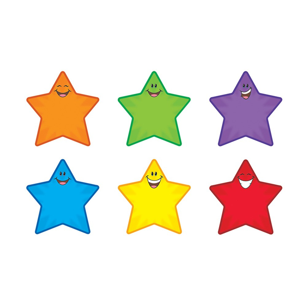 T-10907 - Star Smiles Classic Accents Variety Pk in Accents