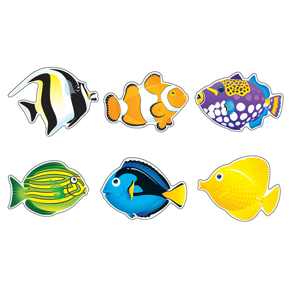 T-10936 - Fish Friends Variety Pk Classic Accents in Accents