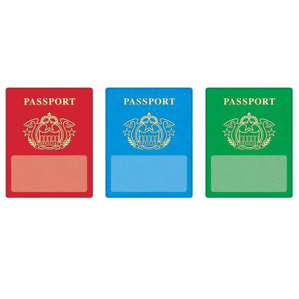 T-10980 - Passports Classic Accents Variety Pack in Accents