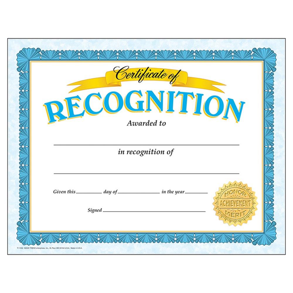 recognition certificate certificates classic enterprises trend border awards pack inc achievement template bundle award honor frame colorful write ct roll