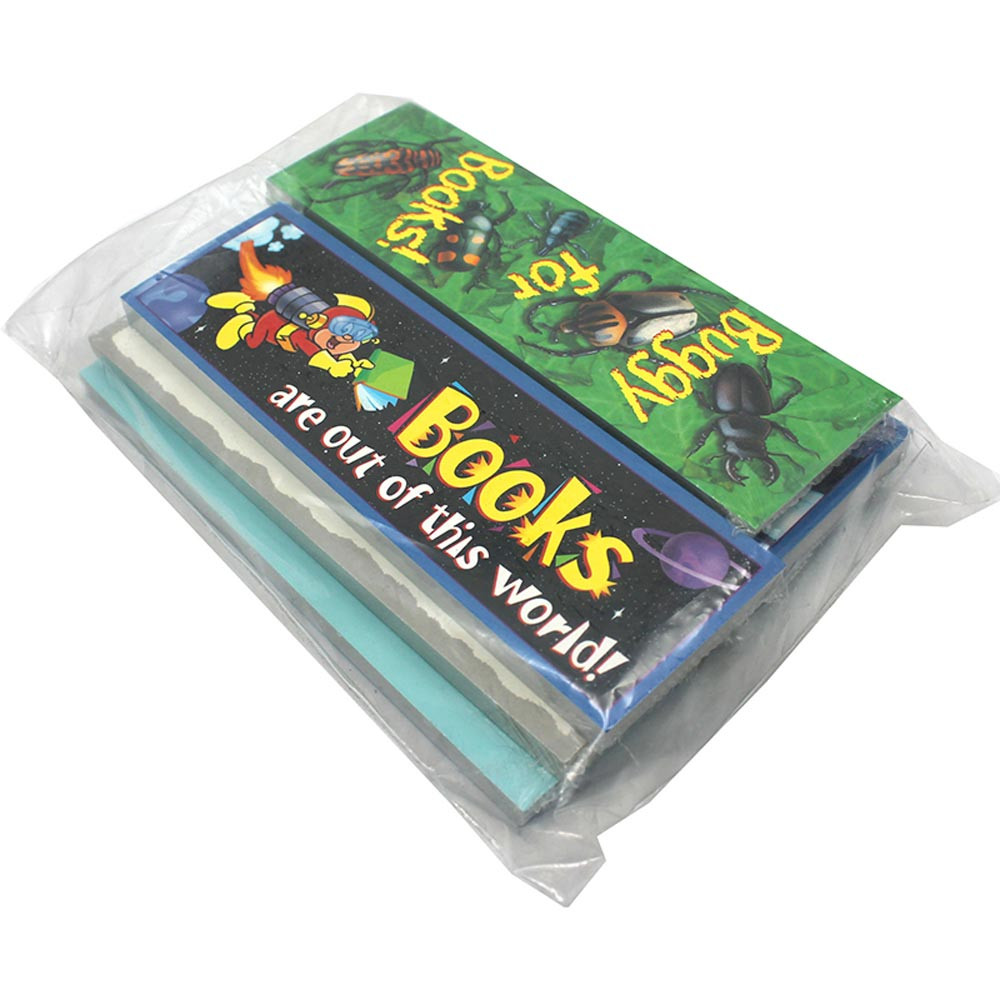 T-12901 - Bookmarks Reading Variety 2 Pks Each 12001 12002 12010 No 1 in Bookmarks