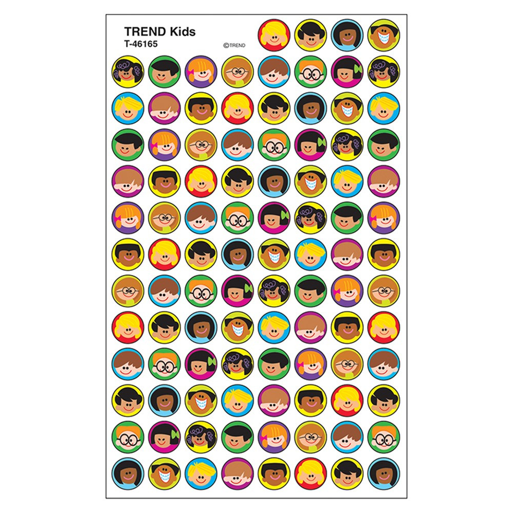 T-46165 - Superspots Stickers Trend Kids in Stickers