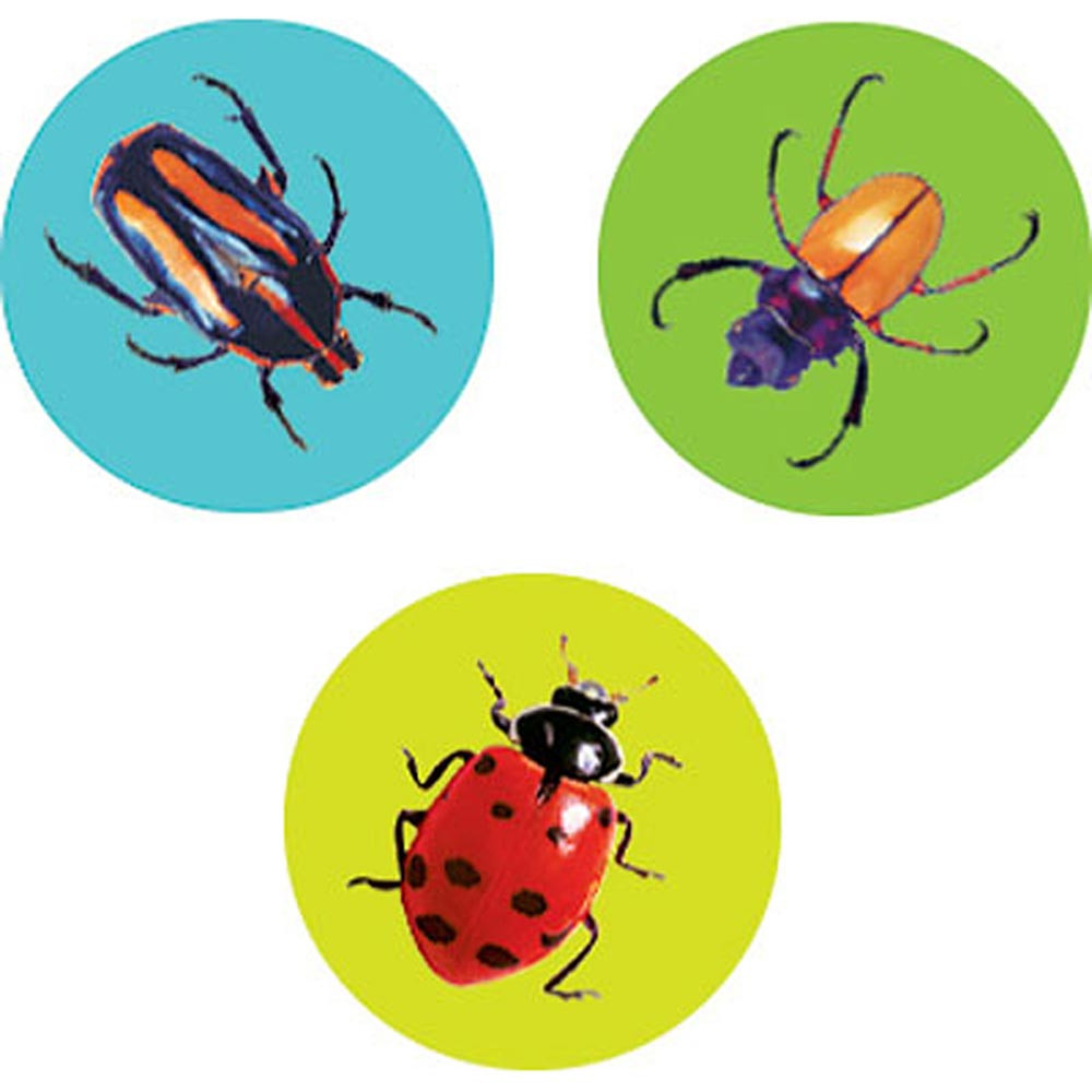 T-46186 - Stickers Busy Bugs in Stickers