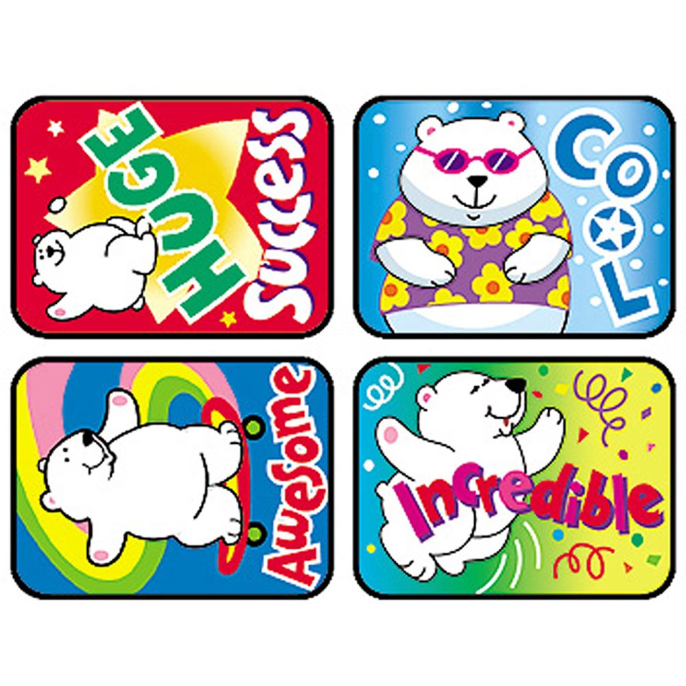 T-47139 - Applause Stickers Polar Power in Stickers