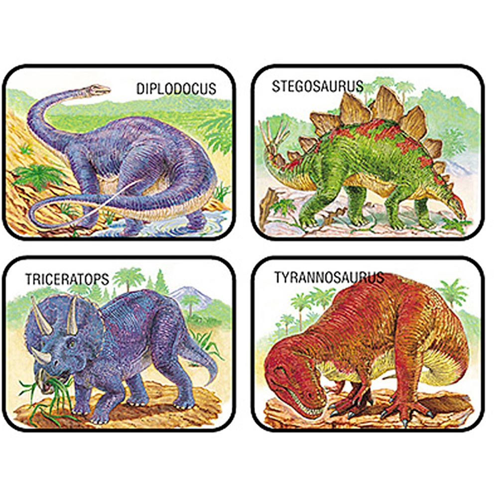 T-71026 - Stickers Dinosaurs in Stickers