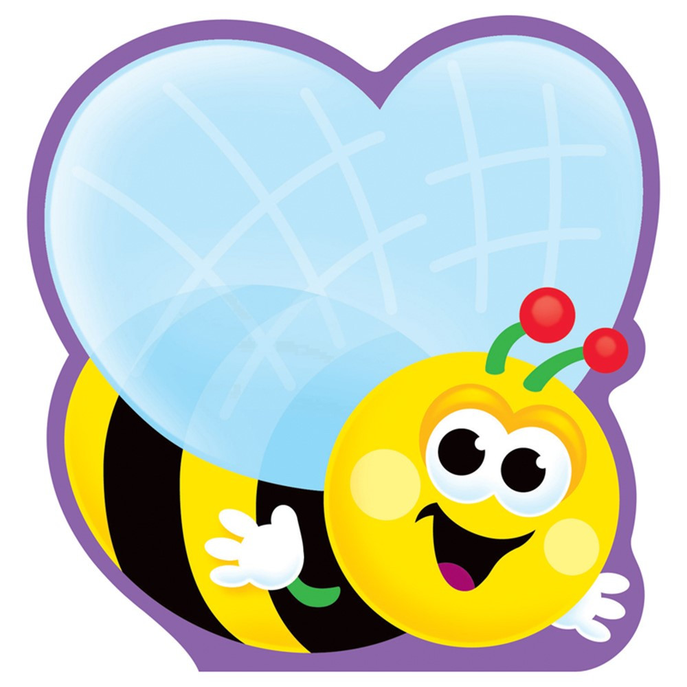 T-72002 - Note Pad Bee 50 Sht 5X5 Acid Free in Note Pads