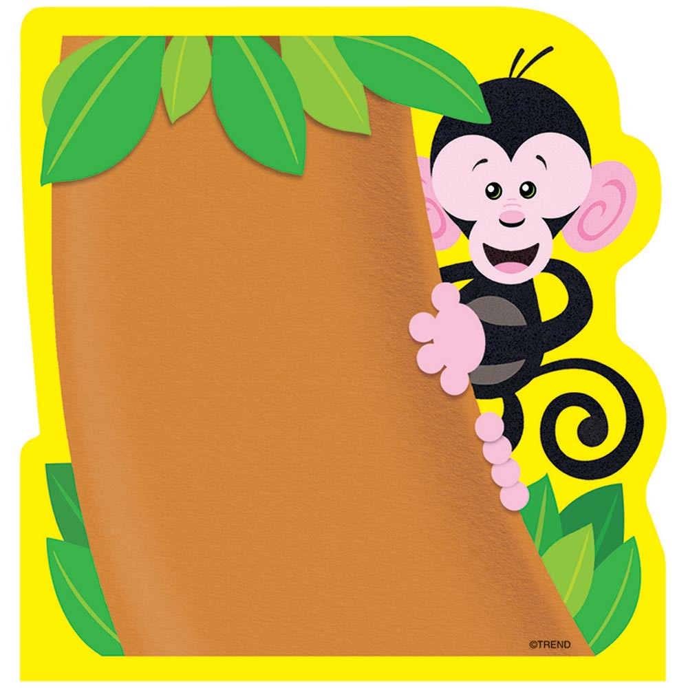T-72067 - Notepads Monkey in Note Pads